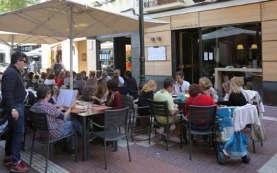 Lo mejor de la cocina de + Albarracín sale a la calle