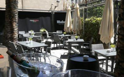 Al Novodabo más informal le gusta el aire libre