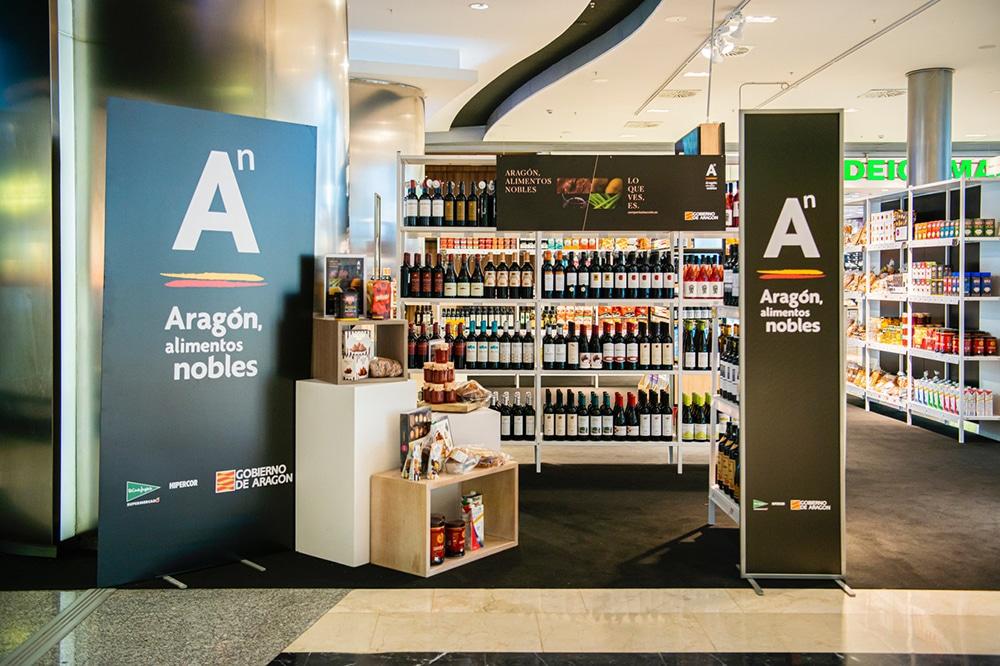 Alimentos de Aragón, una despensa inmensa, variada y de calidad, sin salir de casa