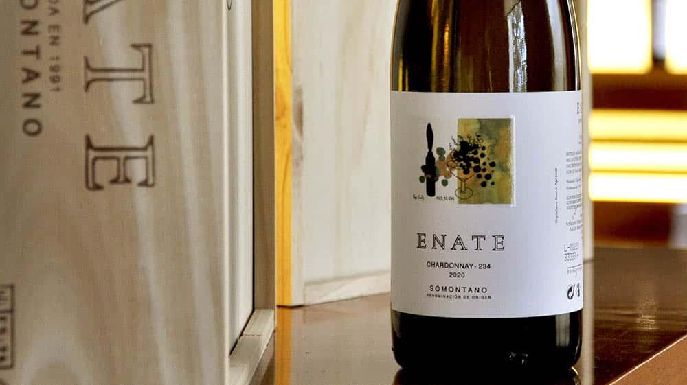 ENATE lanza la nueva añada de su Chardonnay-234, un vino vibrante, fresco y con personalidad