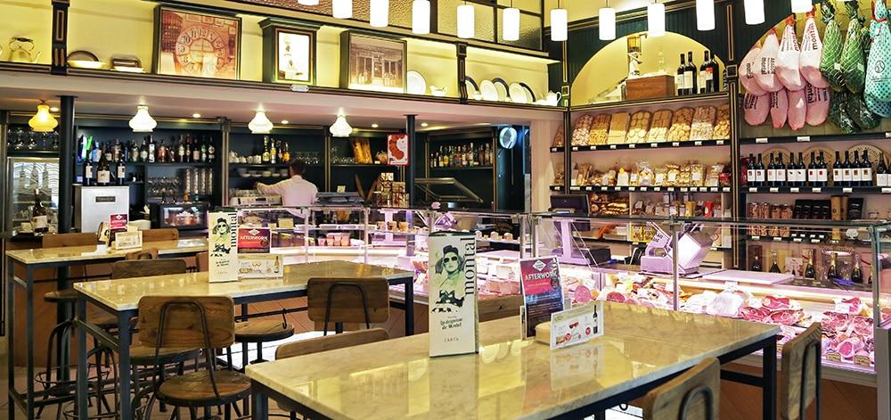 Montal ofrece menús a domicilio mientras mantiene su esencia de siempre