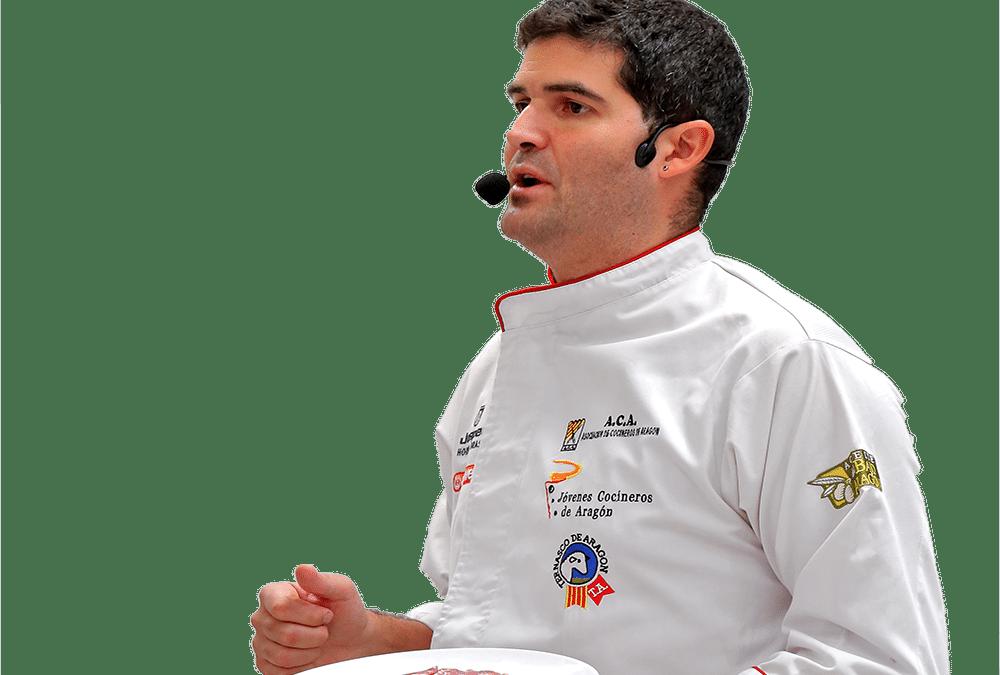 Entrevista a Javier Robles, Presidente de la Asociación de Cocineros de Aragón