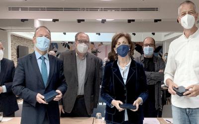 LA ACADEMIA ARAGONESA DE GASTRONOMÍA CELEBRA SU PRIMER PLENO PRESENCIAL DESDE EL MES DE FEBRERO DE 2020