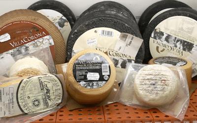 La vuelta a MAKRO en 455 quesos