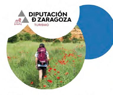 La Diputación de Zaragoza promociona trece rutas senderistas repartidas por la provincia
